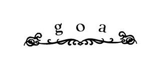 goaロゴ清刷り